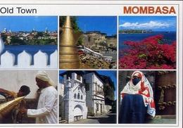 Old Town Mombasa - 82 - Formato Grande Non Viaggiata – E 7 - Cartoline