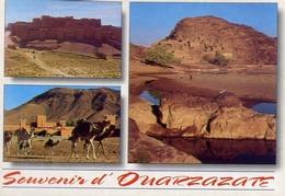 Souvenir D'ouarzazate - Formato Grande Viaggiata – E 7 - Cartoline