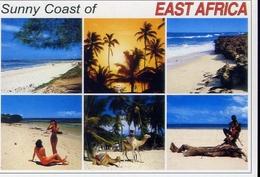 Sunny Coast Of East Africa - 118 - Formato Grande Non Viaggiata – E 7 - Cartoline