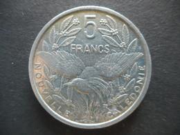 New Caledonia 5 Francs 1983 - Nuova Caledonia