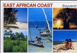 East African Coast - 86 - Formato Grande Non Viaggiata  – E 7 - Cartoline