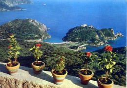 Corfu - Paleocastrizza - Formato Grande Viaggiata – E 7 - Cartoline