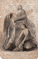 """Canivet """" La Moisson Pour L ' Eternité """" - Images Religieuses"""
