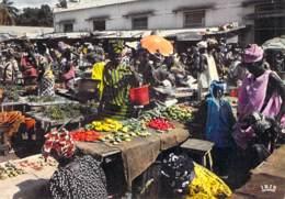 ** Lot De 10 Cartes ** AFRIQUE NOIRE ( Scènes De Vie ) SENEGAL - CPSM CPM GF - Black Africa - Côte-d'Ivoire
