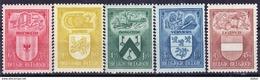 België 1946 Nr 743/47 ** Zeer Mooi Lot Krt 3156 - Belgio