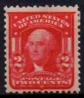 USA - 2 C. Washington Neuf - Vereinigte Staaten