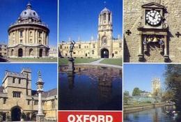 Oxford - Formato Grande Viaggiata – E 7 - Oxford