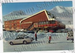 Passo Del TONALE - Albergo Baita - Auto Car Sport Sci - Ski - Brescia - Sondrio