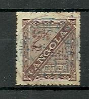 ANGOLA PORTUGUESA AÑO 1894 YT 37 CATALOGO 60 EUROS - Angola
