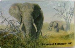 RSA : SAF003 R10 Elephant S30  The Big Five MINT - Afrique Du Sud