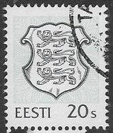 Estonia SG195 1995 Definitive 20s Good/fine Used [38/31472/6D] - Estonia