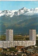 Grenoble Les Tours Et La Chaine De Belledonne 1967  CPM Ou CPSM - Grenoble