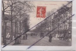 PARIS (75)(19ém Arr.) Rue D'Allemagne (Actuellement Avenue Jean Jaures) - Arrondissement: 19