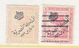 EGYPT  82    *  (o)   1922  Issue - Egypt
