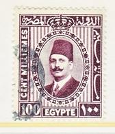 EGYPT  146   (o)   1927-37  Issue - Egypt