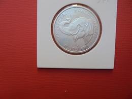 "COOK ISLAND 10 $ 1990 ""ELEPHANT"" ARGENT - Cook Islands"