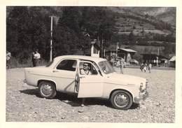 """07518 """"GIULIETTA ALFA ROMEO"""" FOTOGRAFIA ORIGINALE - Automobiles"""
