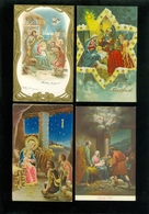 Beau Lot De 60 Cartes Postales De Fantaisie Crèche De Noël  Mooi Lot 60 Postkaarten Fantasie Kerststal  Kerstmis  Kribbe - Cartes Postales