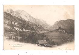 Le Grand Bornand--Le Chinaillon--(C.7181) - France