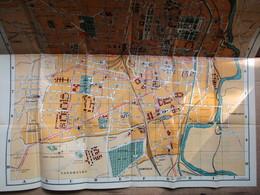 Nouveau Plan De Nancy - Mappe
