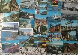 100 CARTOLINE SOGGETTI VARI  (211) - Cartoline