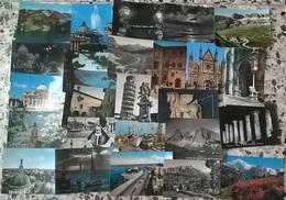 100 CARTOLINE SOGGETTI VARI  (212) - Cartoline