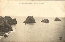 CAMARET -  Récifs Des Tas De Pois   61 - Camaret-sur-Mer