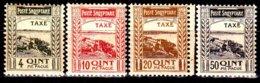 Libye 1740 / 43 Protection De La Faune / Gazelles / WWF - Unused Stamps