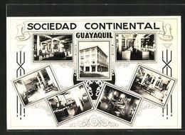 AK Guayaquil, Sociedad Continental - Ecuador