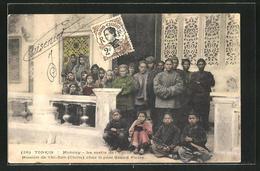 AK Tonkin, Mon Cay, La Sortie De L' église - Vietnam