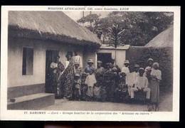 DAHOMEY  MISSION - Dahomey