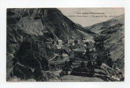 - CPA LA CLUSE (05) - Vue Générale 1926 - Edition Louis Bonnet - - Frankrijk