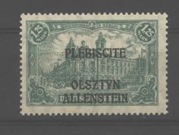 Allenstein,11b,xx,gep. - Deutschland