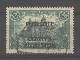 Allenstein,11b,o,gep. - Deutschland