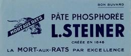 PATE PHOSPHOREE L.STEINER MORT AUX RATS - Agriculture