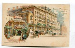 CPA   UK  : LONDON  First Avenue Hotel  VOIR  DESCRIPTIF  §§§ - London