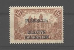 Allenstein,12b,xx Gep. - Deutschland