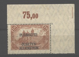 Allenstein,12b,OR,xx Gep. - Deutschland