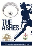 (999) Australia - Avanti Cards - The Ashes (Cricket) - Cricket