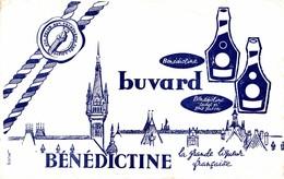 BUVARD LIQUEUR BENEDICTINE - Liquor & Beer