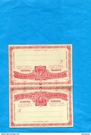 "HONDURAS-carte Entier Postal-stationnery-""Con Repuesta Pagada""  1891-neuve-3-c Rouge-Président Bogran - Honduras"