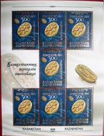 Kazakhstan 2018. Kazakh Antique Jewelry. Full Sheet.New!!! - Kazakhstan