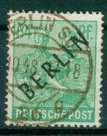 Berlin 1948 / MiNr.  16  Geprüft Schlegel   O / Used  (e1382) - [5] Berlin