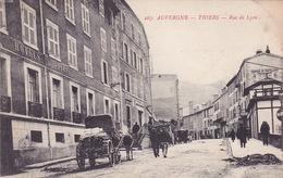 CPA - 63 - THIERS - Rue De Lyon - 267 - Thiers