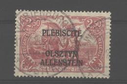 Allenstein,13b,o,gep. - Deutschland