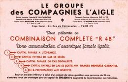 BUVARD LE GROUPE DES COMPAGNIES L'AIGLE - Bank & Insurance