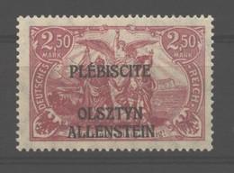 Allenstein,13c,xx,gep. - Deutschland