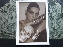 Portrait De Catherine BAILEY 1961, Photo De  David Bailey. Crane Skull , National Portrait Gallery London, 1989, Tb - Fotografía