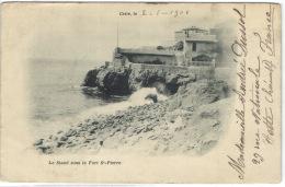 1 CPA Herault Cette - Le Stand Sous Le Fort St.-Pierre - Autres Communes