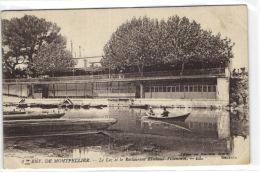 1 CPA Herault Montpellier - Le Lez Et Le Restaurant Rimbaud-Villanueve - Autres Communes